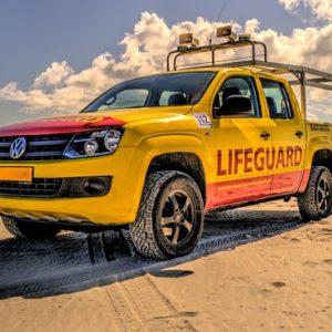 Lifeguard resume/cv sample
