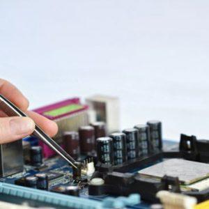 Hardware engineer resume/cv sample
