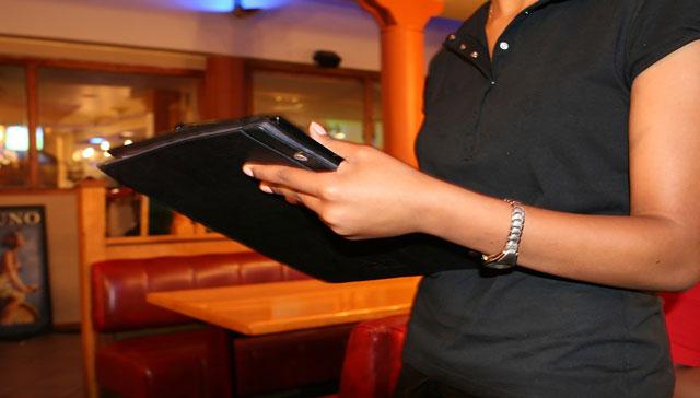 Hostess-resume-sample