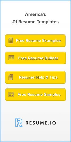 free-resume-builder