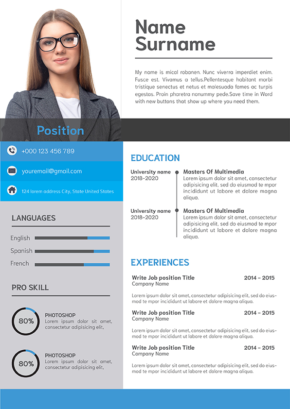 Resume-Template10