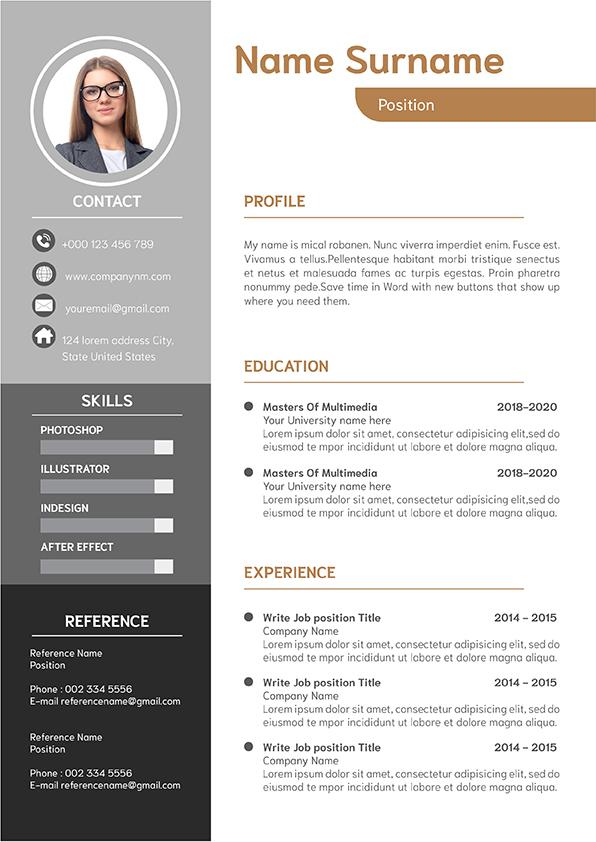 Resume-Template18