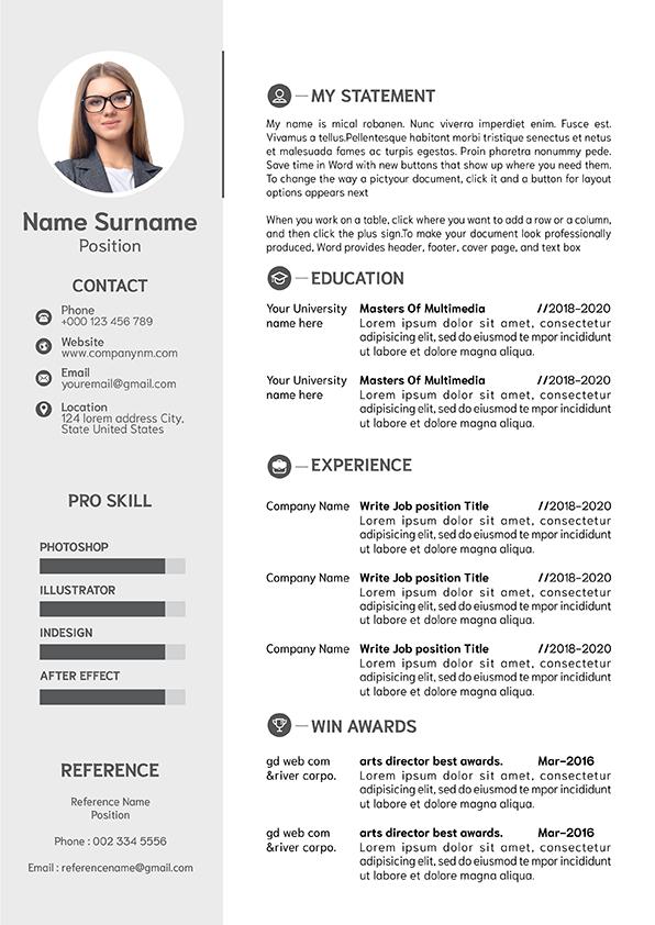 Resume-Template4