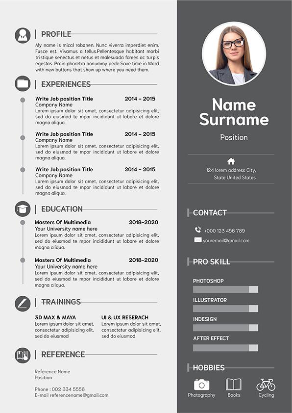 Resume-Template8