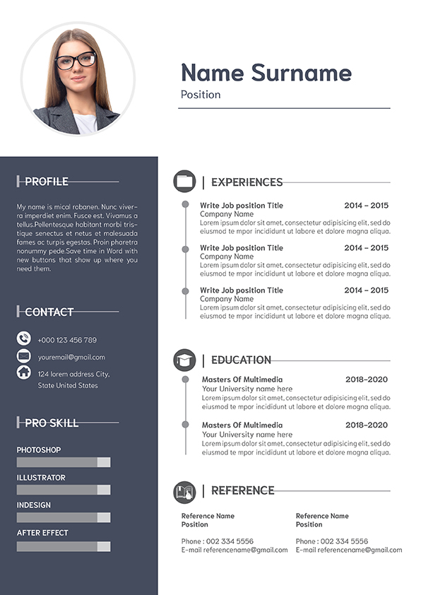 Resume-Template9